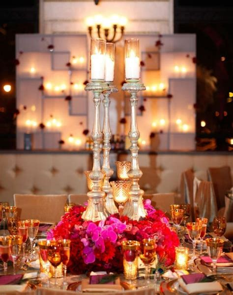 wedding centerpiece ideas using candles wedding candle decorations archives weddings romantique