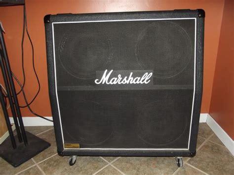Marshall Cabinet 1960 by Marshall 1960 Classic 4x12 Cabinet Celestion Greenbacks