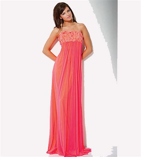 design dress long long bright pink bridesmaid dress designs wedding dress