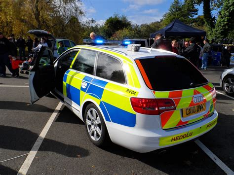 North Wales Police Armed Responce Unit.Audi A6 3.0 TDI 220 Flickr