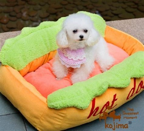 hot dog dog bed hot dog shaped dog bed dog breeds picture