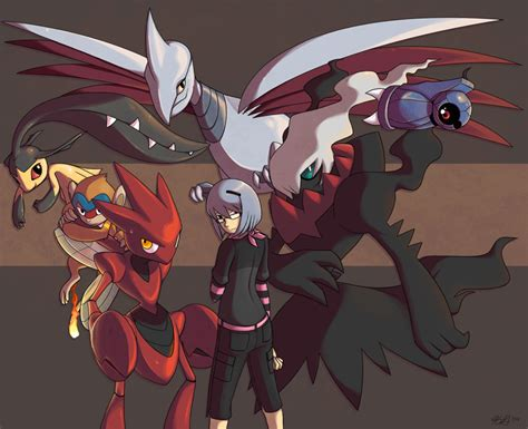 best steel type steel team by hevromero on deviantart