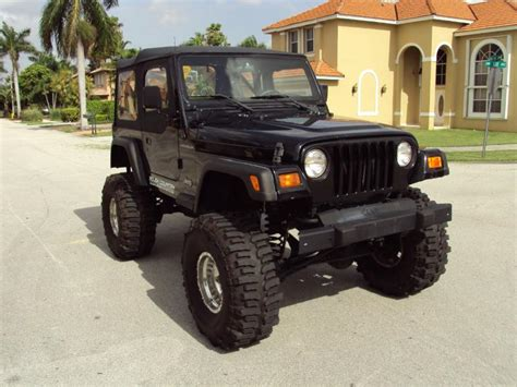 Jeep Wrangler Sport For Sale By Owner Jeep Wrangler Sport 1999 For Sale By Owner In Leesburg