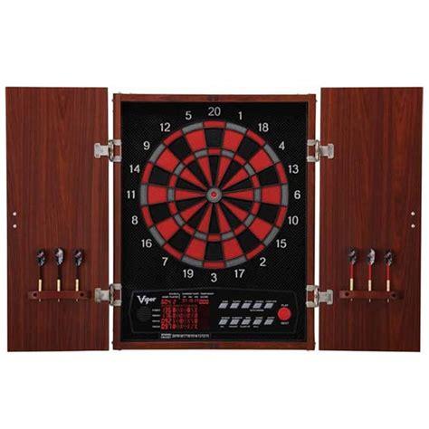 halex electronic dartboard wood cabinet viper electronic dartboard with wood cabinet