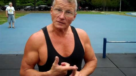 50 Year Old Man Workout | super strong 60 year old man gives workout fitness and