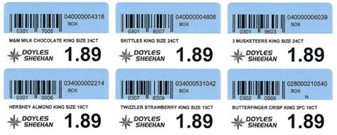 shelf tags for retail stores pictures to pin on