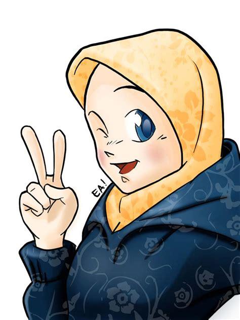 Cerita Anime Hijab Koleksi Kartun Muslimah Viral Cinta