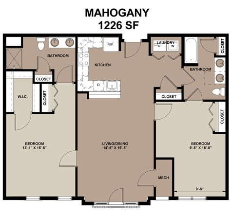 loft apartment floor plans 1 2 bedroom apartment floor plans lofts at worthington