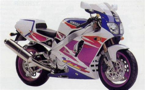 Yamaha Yzf750r Yzf750sp 1993 1998 And Yzf1000r 1996 2000