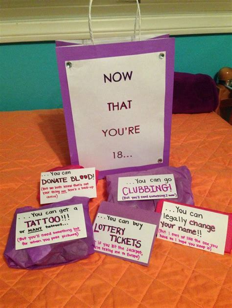 gifts for turning 18 best 25 18th birthday gift ideas ideas on 18