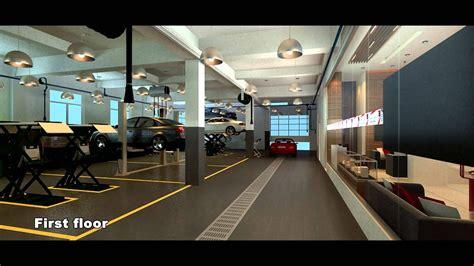 Interior Design Auto by Auto Repair Shop Design By Sylvanauto