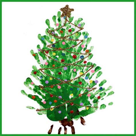 Christmas Home Crafts - peinture 224 doigts sapin de no 235 l tuto gratuit animassiettes
