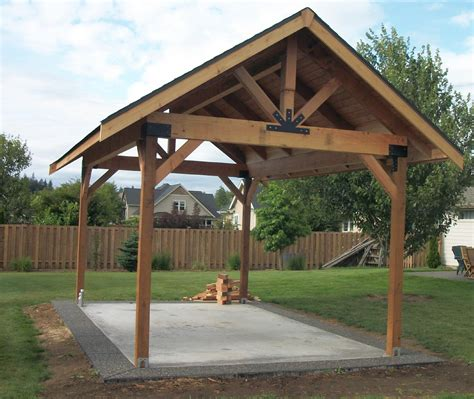 building a backyard pavilion pergola picnic pavilion then barbecue rose