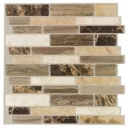 Kitchen Backsplash Peel And Stick Tiles Italy Peel Stick Wall Tile Mineral Tiles