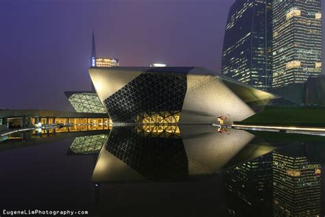 Guangzhou Opera House by In Memoriam 6 Zaha Hadid Architectural Wonders You Must