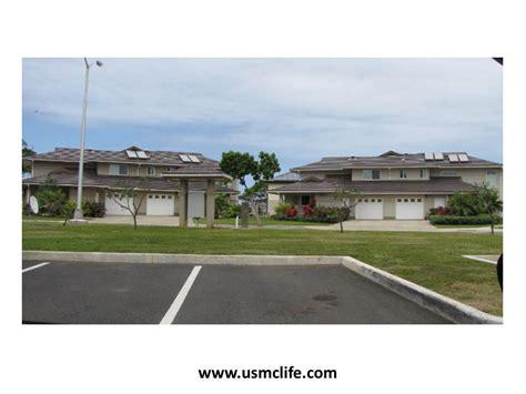Hawaii Army Base Housing by Base Housing On Kaneohe Bay Usmc