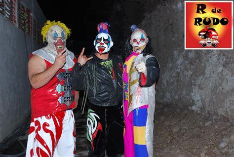 luchadores psicho sin mascara circus rdr los psycho circus quieren el campeonato de tercias aaa