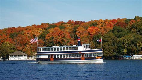 lake geneva wi private boat tours grand belle of geneva lake geneva cruise line