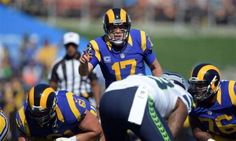 seahawks rams today seahawks vs rams stats box score from the