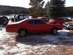 1973 Dodge Dart Sport For Sale 1973 Dodge Dart Sport 340 4 Speed Car