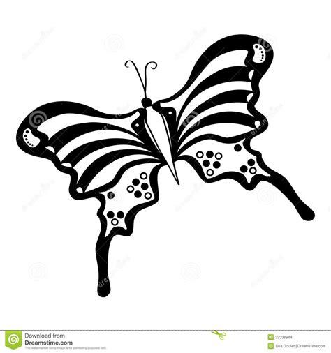 imagenes de mariposas negras y blancas mariposa negra y blanca imagenes de archivo imagen 32338944