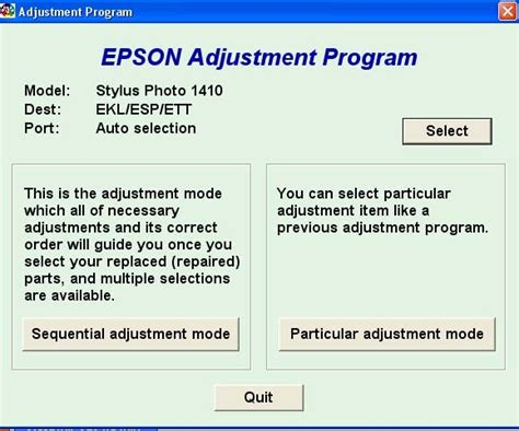 reset epson tx300f adjustment program download download resetter for epson 1410 printer resetter