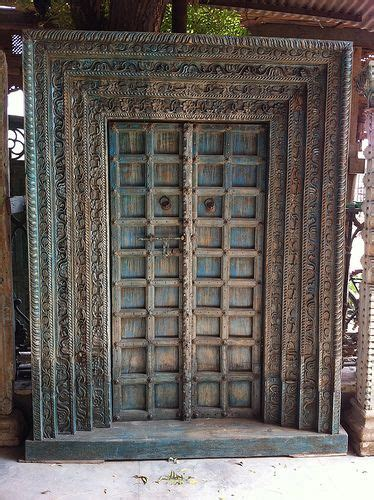 wwwdiscoverieslacom   indian doors antique