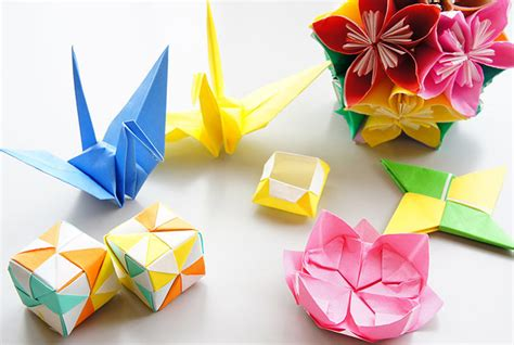 Japanese Paper Origami - unique japanese origami 2016