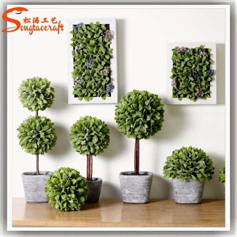 piante ornamentali per interni 2016 plastica topiaria artificiale bosso arte topiaria