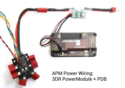 archived apm2 x wiring quickstart copter documentation