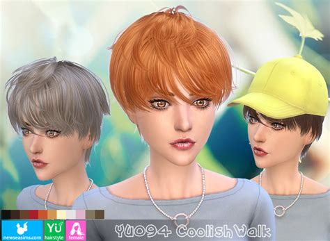 pretty sims cc hairstyles short hairstyle donate newsea