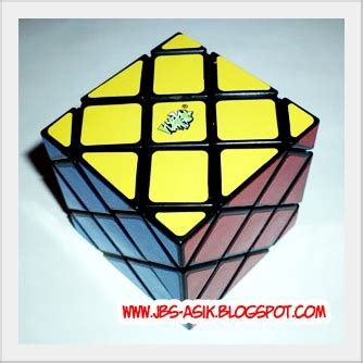 Rubik 3x3 Yongjun Transparan T1310 juni 2011 jual rubik murah