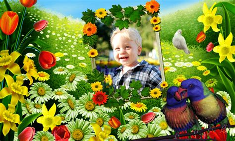design photo frame editor flower frames photo editor android apps on google play
