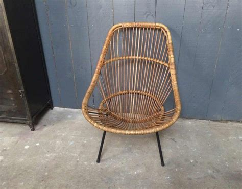 chaise en rotin vintage chaise en rotin vintage