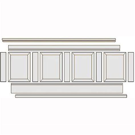 Wainscoting Suppliers by Raised Panel Wainscot Paneling Wainscot Paneling Millwor