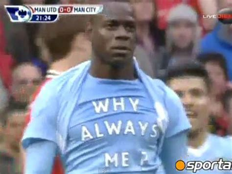 constantly me mario balotelli explains why always me shirt business insider