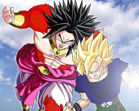 wallpaper of dragon ball af broly wallpapers dragon ball z beautiful cool wallpapers