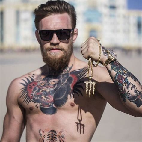 conor mcgregor tattoo pics conor mcgregor tattoo men ink pinterest martial