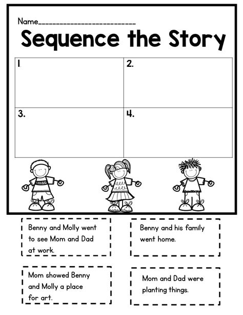 A Place Story Reading A Place To Play And Sequencing Second Grade Rocks