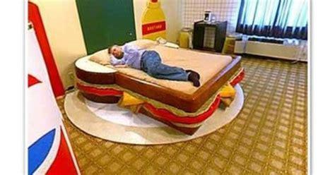 sandwich bed bed that looks like a sandwich craft ideas pinterest
