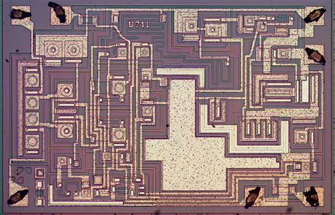 inside integrated circuits understanding silicon circuits inside the ubiquitous 741 op