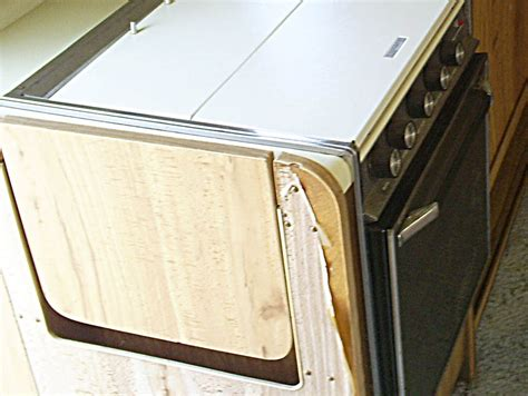 can you paint vinyl coated wood molding removing kitchen counter how much airstream forums