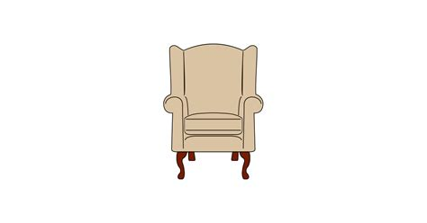 Clipart Armchair by Armchair Clipart Vector And Png Free The Graphic Cave