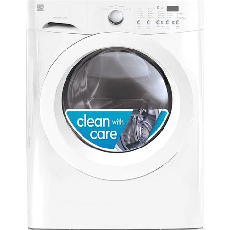 Kenmore 41122 3.9 cu. ft. Front Load Washer   White