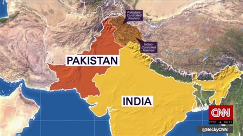 india pakistan pakistan says indian shelling kills 9 in kashmir