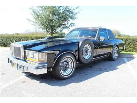 79 Cadillac Seville For Sale by 1979 Cadillac Seville For Sale Classiccars Cc 1045234