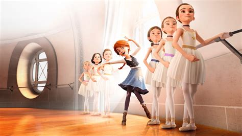 The Room Computer Game - ballerina 2016 animated movie wallpaper 18384