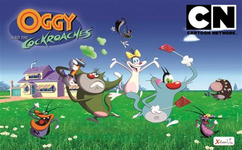 Oggy And Friends 2 301 moved permanently
