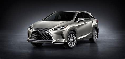 lexus suv 2020 2020 lexus rx luxury suv make global debut news and