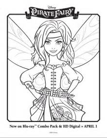 pirate fairy coloring sheets disney pirate fairy